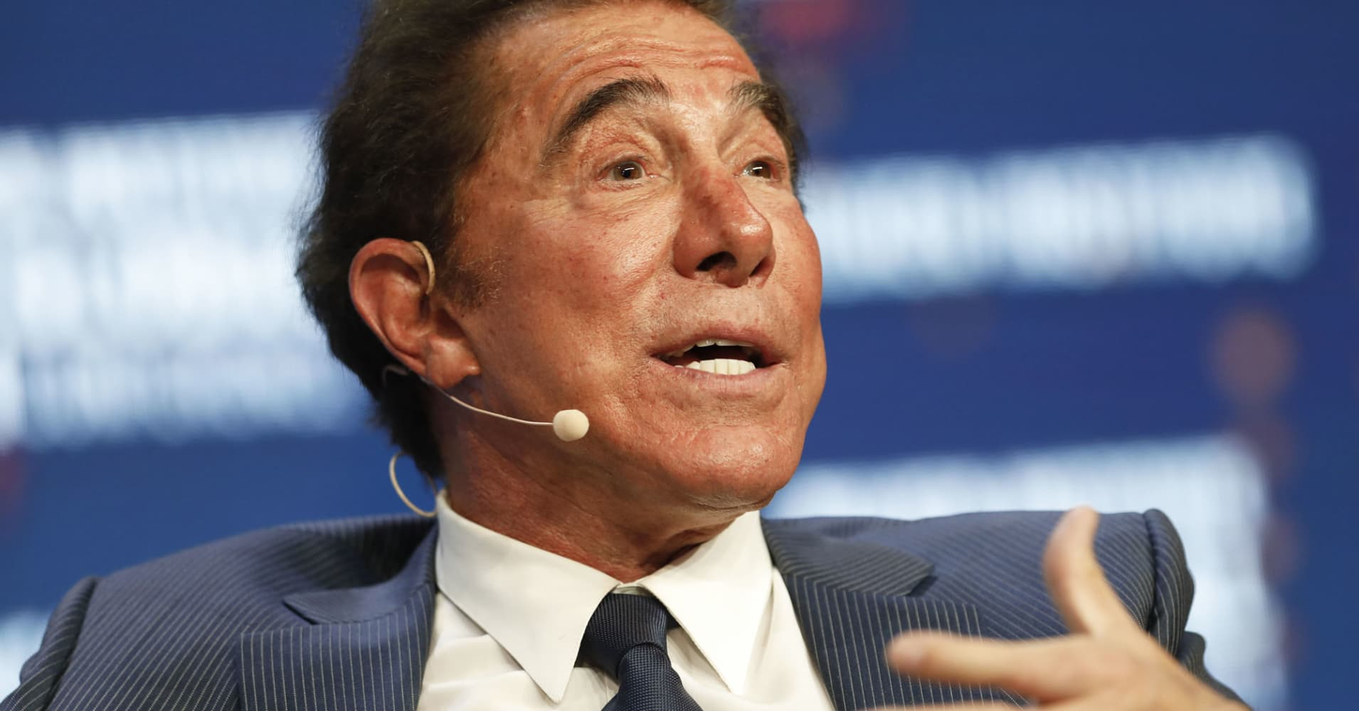 steve wynn leadership Related: steve wynn has already lost hundreds of millions of dollars macau is a tiny former portuguese colony that is the only place in china where gambling is legal gaming revenues in the city.
