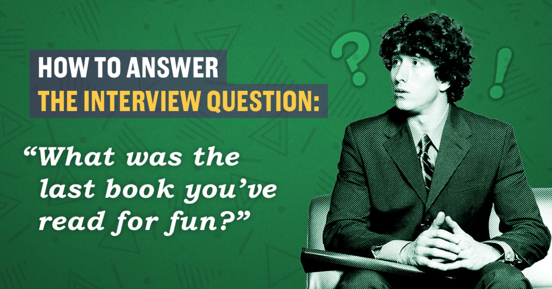 Whats in the interview, and why it influenced Bezos recommendations