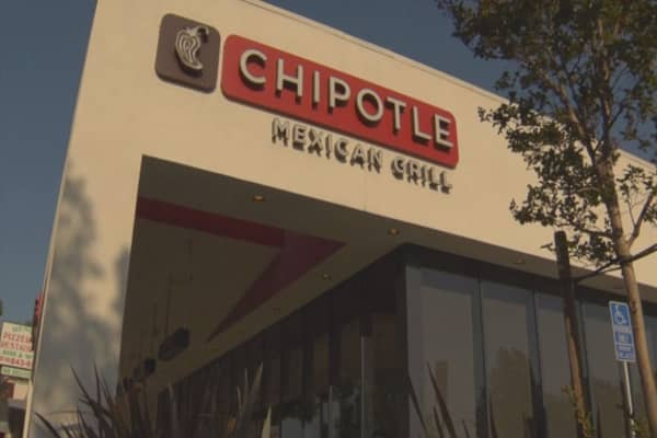Chipotle shares crater on fears recovery is a long way off