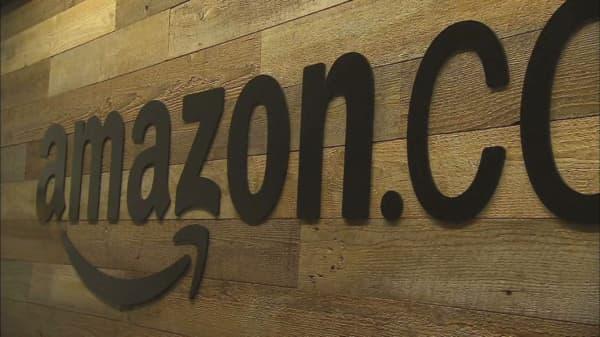 Goldman warns Amazon holders, predicts guidance may miss Wall Street expectations