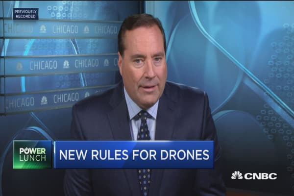 Trump considers new rules for drones