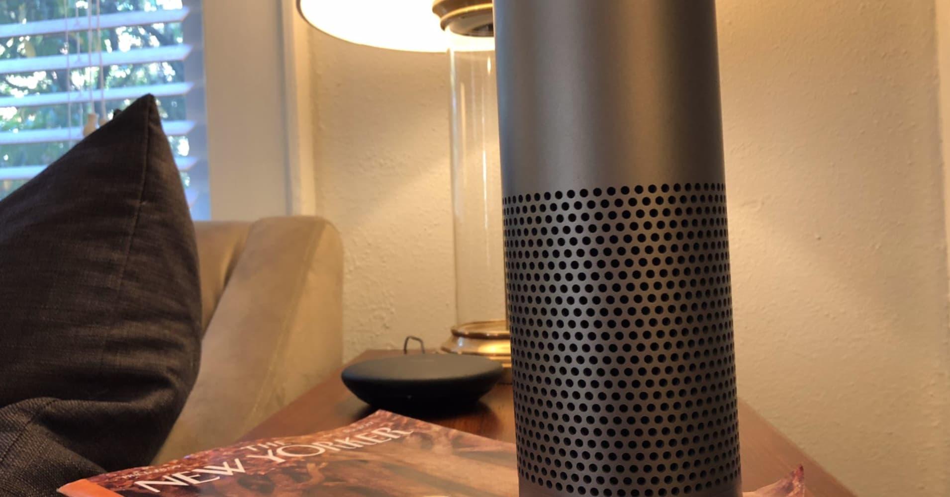 Amazon Alexa users buy more stuff, study shows
