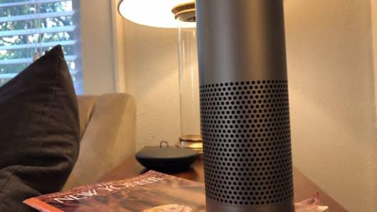 The Echo Plus looks premium, and almost identical to the original