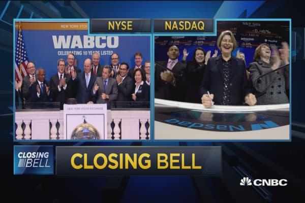 Closing Bell Ringer: October 25, 2017