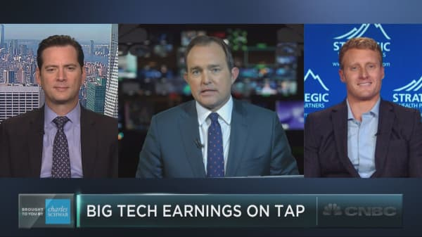 Tech giants Alphabet and Intel are screaming buys into earnings
