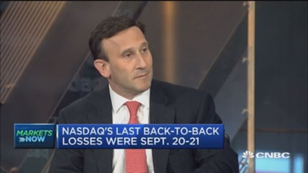 Stocks are not cheap but they're cheaper than bonds: BlackRock's Russ Koesterich