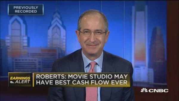 Comcast CEO: We had a very strong third quarter