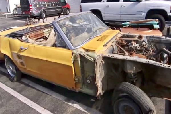 These rusted clunkers got a Hollywood makeover and are now $270,000