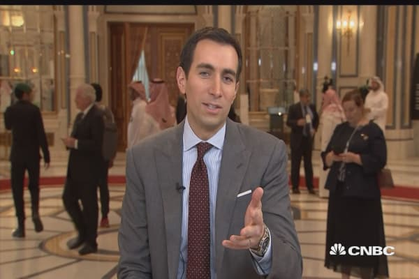 CNBC's Andrew Ross Sorkin recaps trip to Saudi Arabia