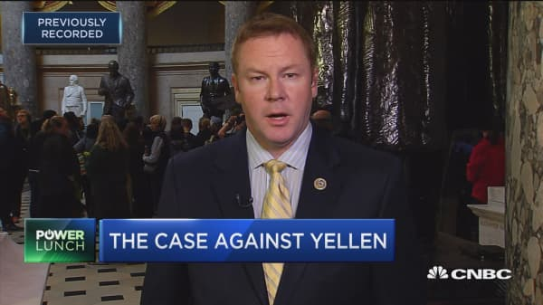 Rep. Warren Davidson: Yellen has really hurt our growth rate