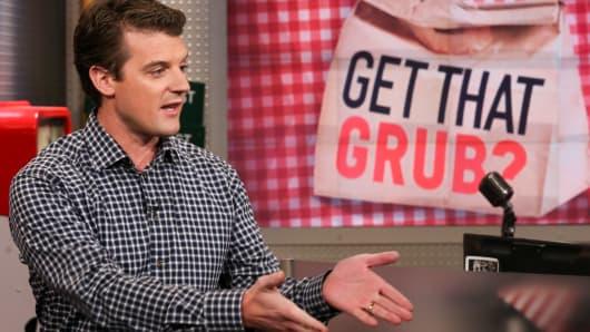 Matt Maloney, founder and CEO of Grubhub.