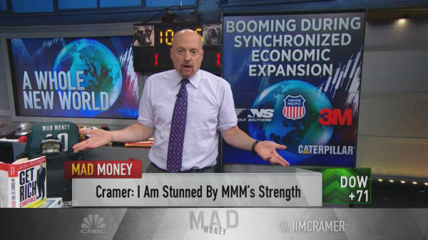 Cramer: In an economic expansion, these 'safety' stocks become dangerous