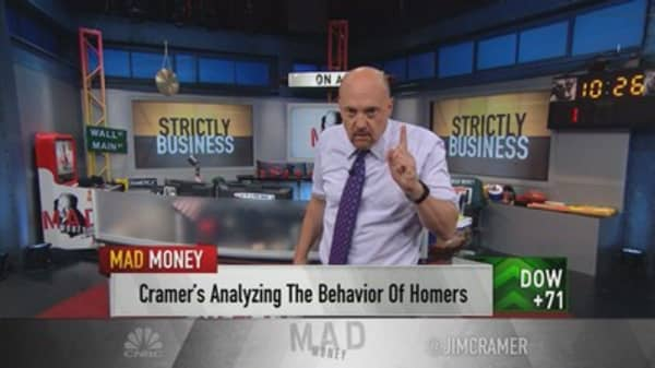 Cramer fights back against his Twitter critics