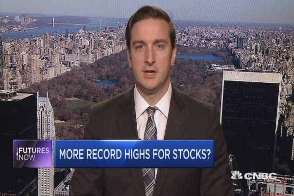 'Bumps' could be ahead for markets, but they won't permanently damage the rally, Nuveen's chief market watcher predicts