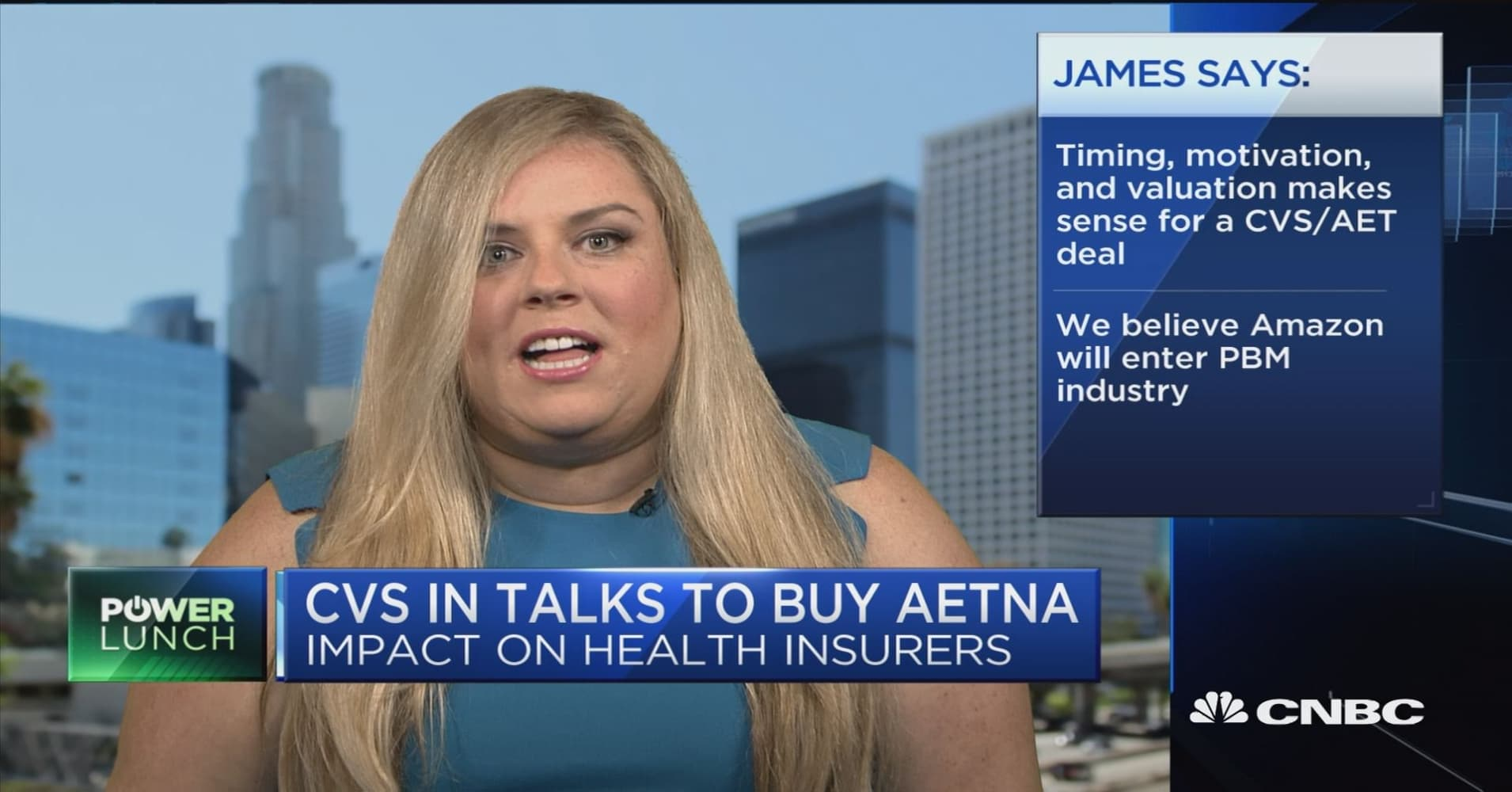 How a potential CVS-Aetna merger could affect the health insurance market