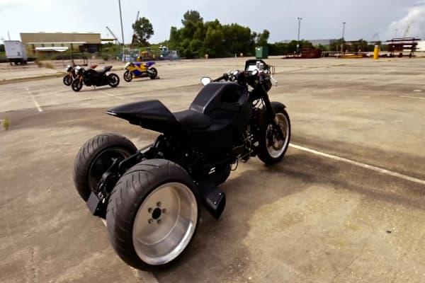 $300,000 Trike