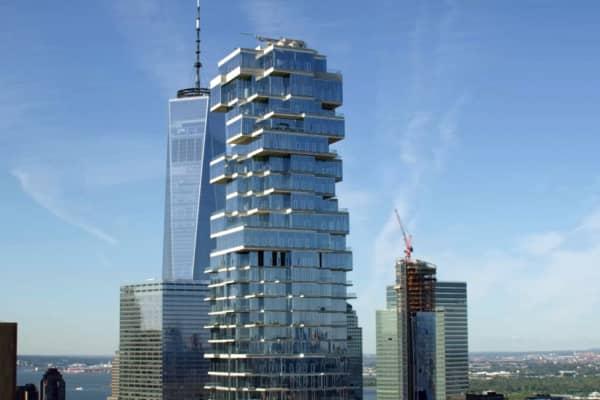 Freedom Building New York Inside