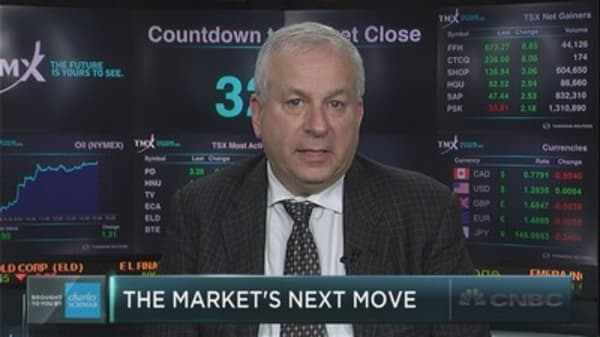 Gluskin Sheff's David Rosenberg on why he's so bullish on Japan