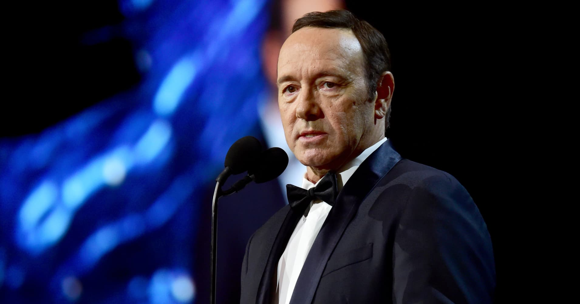 Kevin Spacey has become an Instagram user on February 23, 2016 25