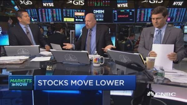 Cramer: Apple is like the