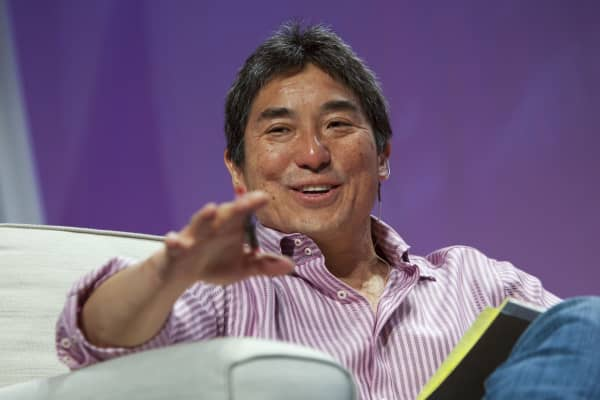 Guy Kawasaki speaks at the Macworld 2010 conference.