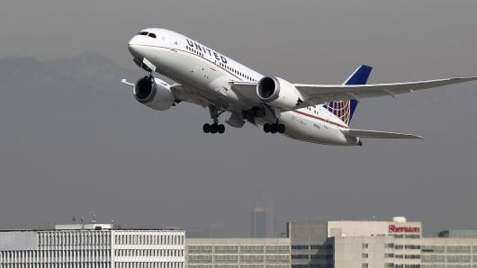 United Airlines Goes From The Doghouse To Record Stock Price
