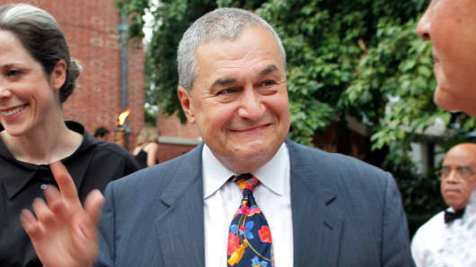 After Mueller indictments, Tony Podesta steps aside from namesake lobbying firm