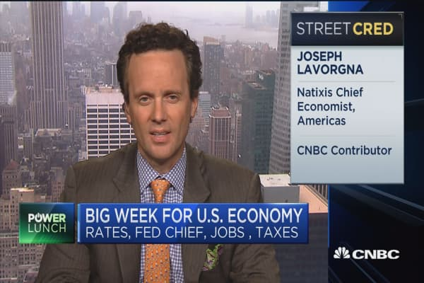 It would take 'extraordinary event from left field' for Fed not to hike rates in December: Joe Lavorgna