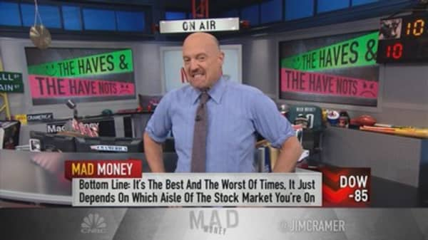 The market's winners & losers