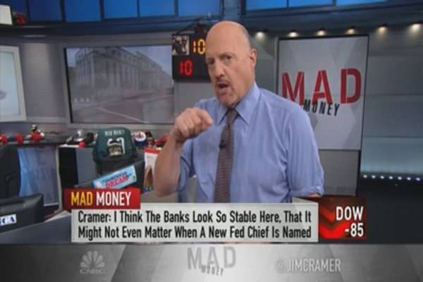 Cramer scrutinizes the stock market's winners and losers