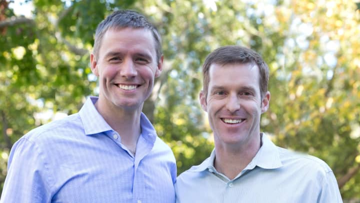 CircleUp co-founders Ryan Caldbeck and Rory Eakin