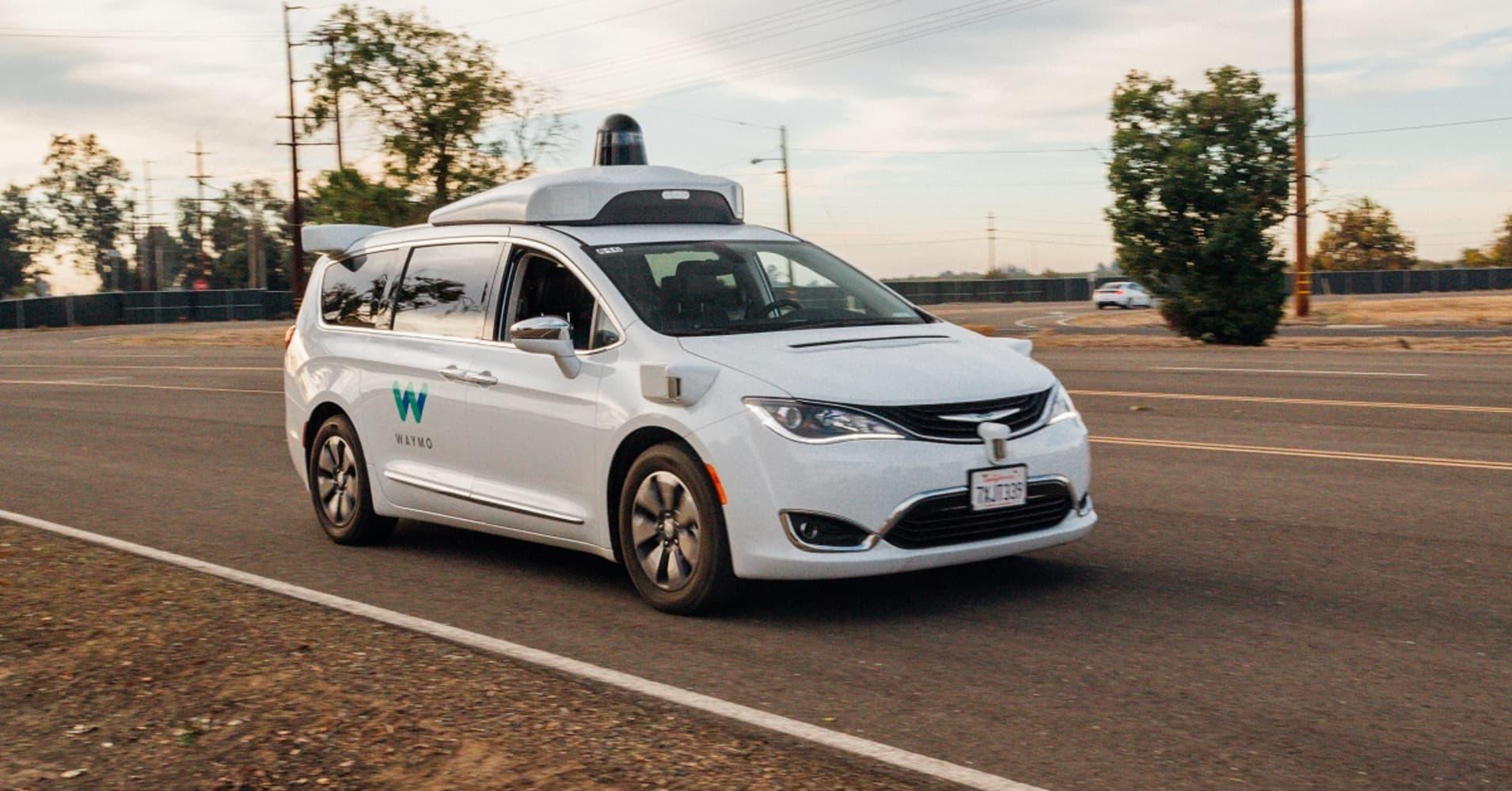 AutoNation to service Waymo self-driving vehicles