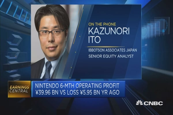 This analyst says Nintendo has surprised on the upside