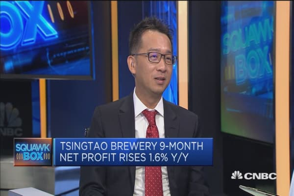 China consumers, now richer, don't want Tsingtao beer: analyst