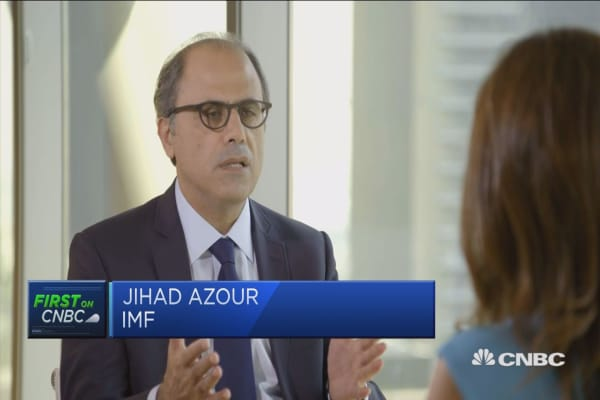 IMF MENA director: Impact of Qatar diplomatic crisis mostly muted