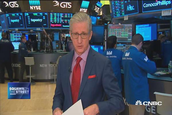 Markets open mixed, consumer staples flat