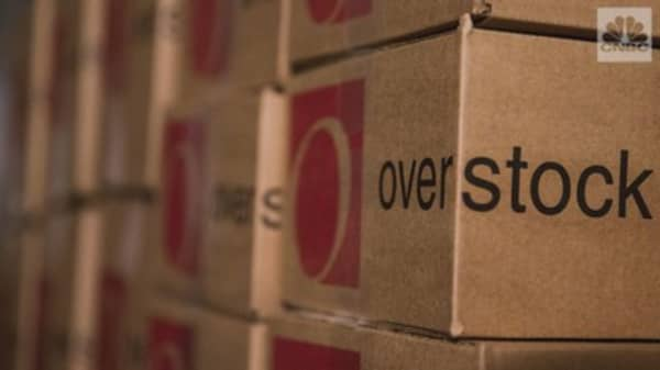 overstock com goes for largest digital coin offer ever at 500 million