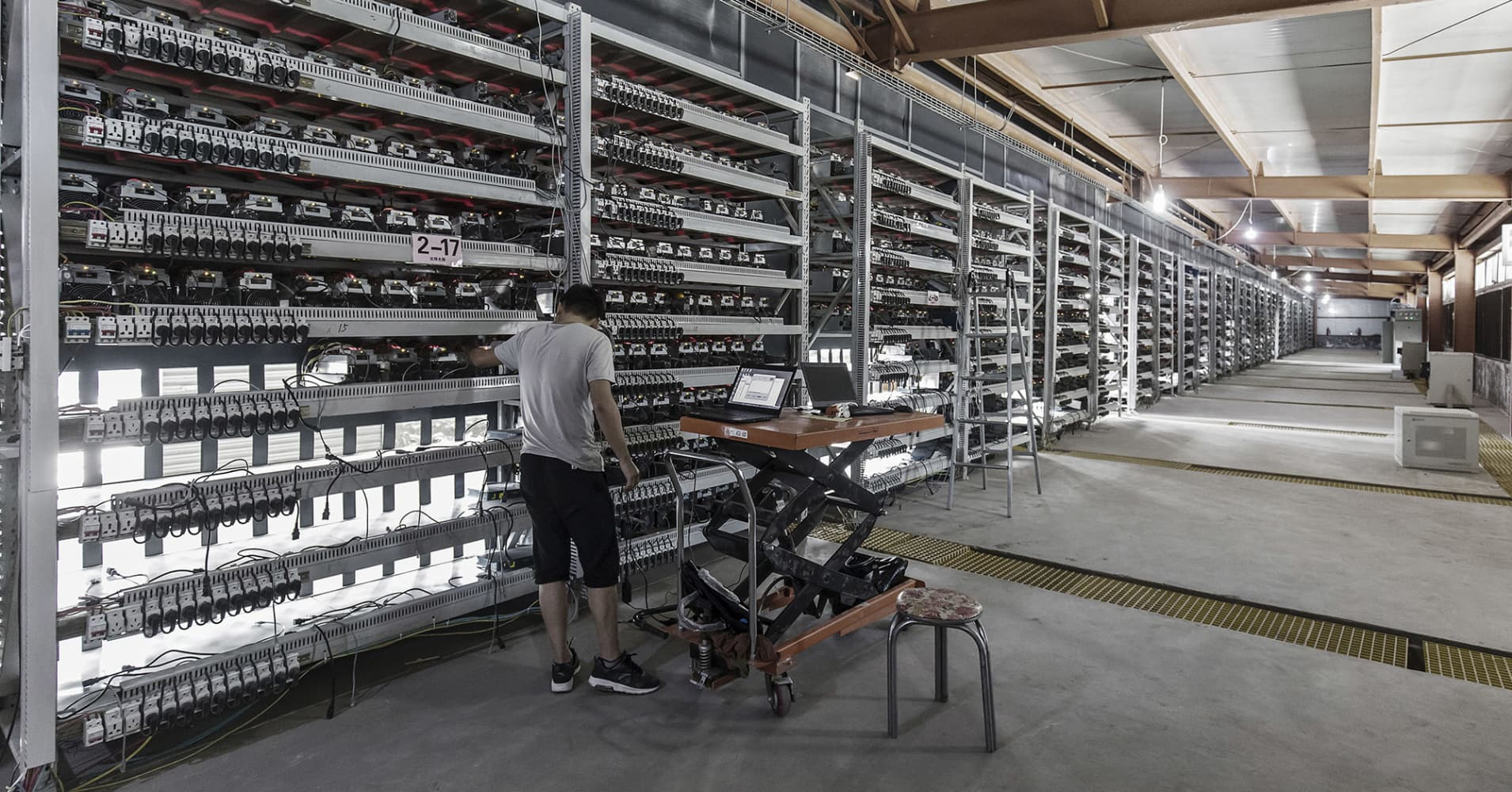 Bitcoin Blockchain Consumes A Lot Of Energy Engineers
