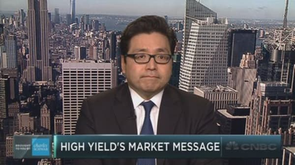 Tom Lee reveals why he's watching the high yield market so closely