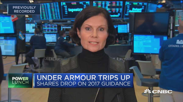 Under Armour still represents growth story internationally: Oppenheimer analyst