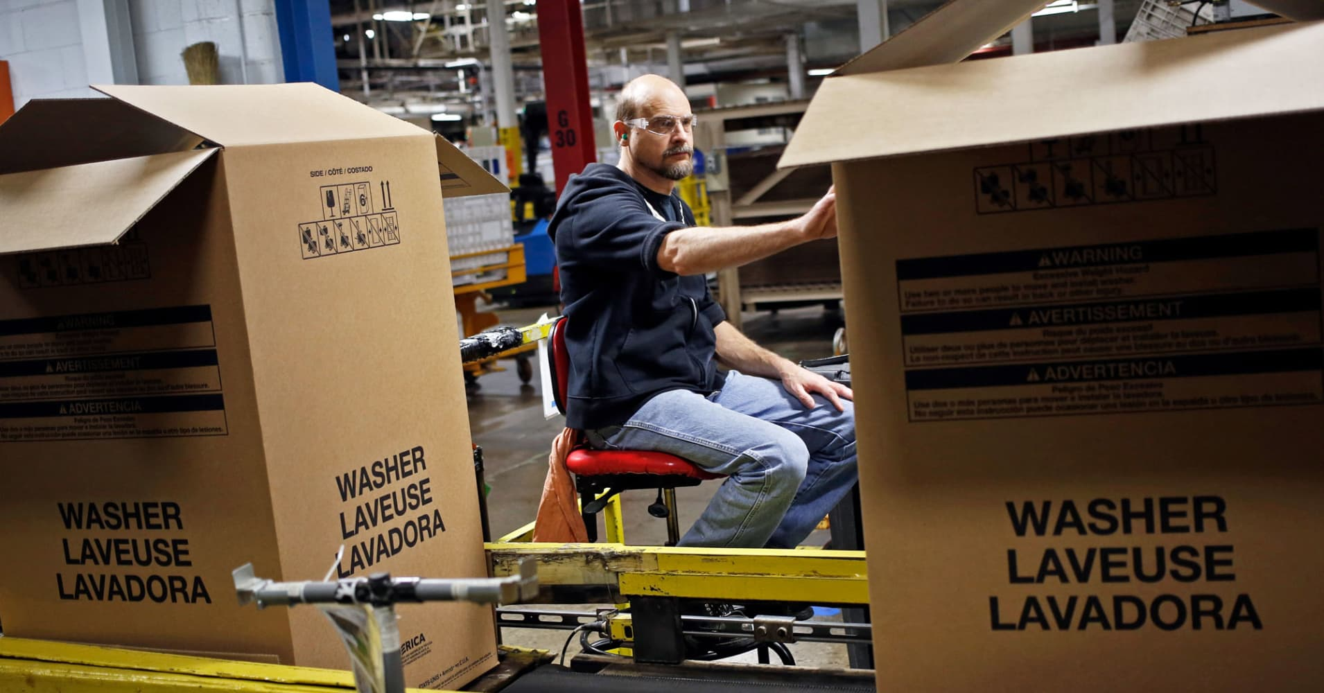 US factory orders increase more than expected in September