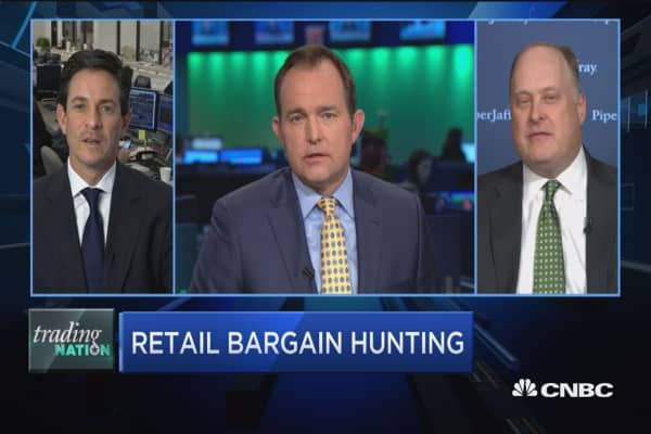 Trading Nation: Retail bargain hunting