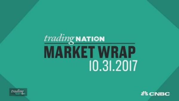 Dow and S&P 500 notch 7th straight monthly gain as stocks close out strong October