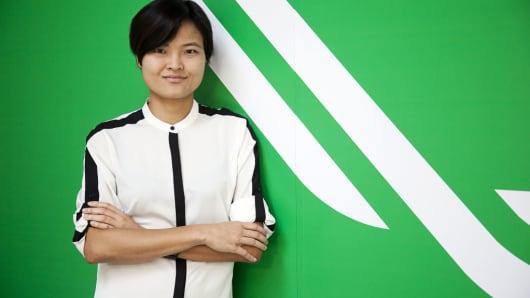Tan Hooi Ling, co-founder of Grab.