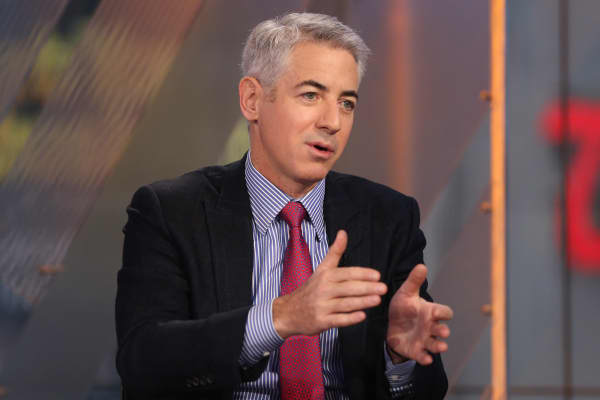 Bill Ackman, founder and CEO of Pershing Square Capital Management.