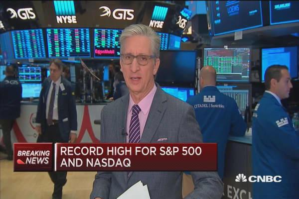 Markets kicks off November with strong gains