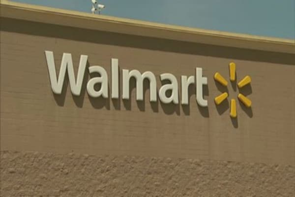 Wal-Mart will hold parties - yes, parties - in its stores this holiday season