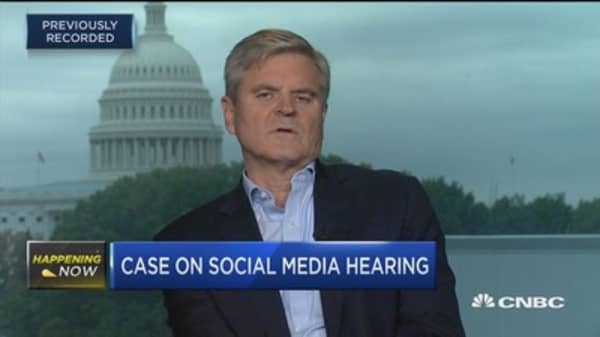 Steve Case: Tech giants likely face mix of self-regulation and legislation