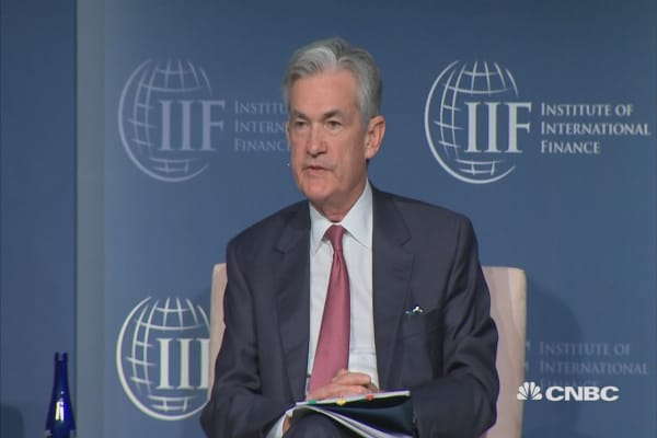 Watch Fed chair frontrunner Jay Powell in his own words