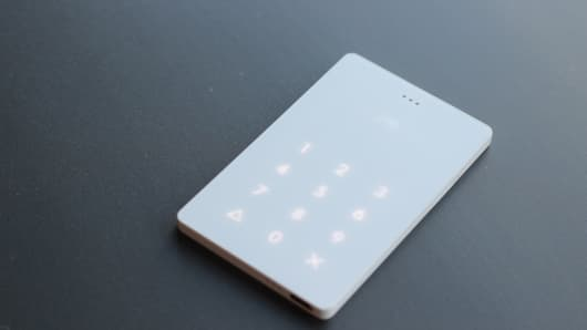 A slick slab of glass and plastic, the Light Phone's simplicity is eye-catching. But it does one thing only: makes calls.
